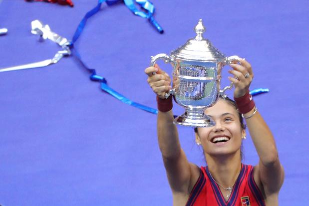 US Open: Raducanu nouveau joyau de la couronne et du tennis féminin
