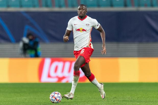 Liverpool haalt Franse verdediger Ibrahim Konaté bij RB Leipzig