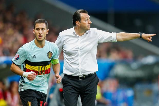 Hazard, De Bruyne, demi-finale contre la France, seum: les petites confidences de Marc Wilmots (vidéo)