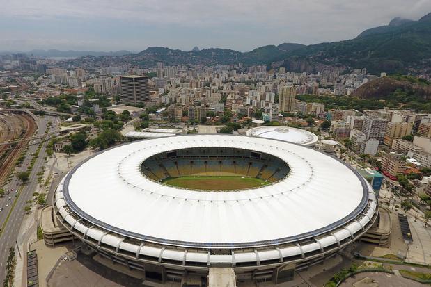 Maracanastadion in Rio krijgt nieuwe naam: Rei Pelé