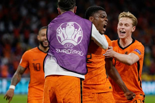 Euro 2021: les Pays-Bas arrachent une victoire méritée contre l'Ukraine