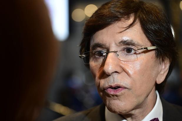 Michel-Di Rupo: un débat crispé conclu sans exclusive de l'un vis-à-vis de l'autre