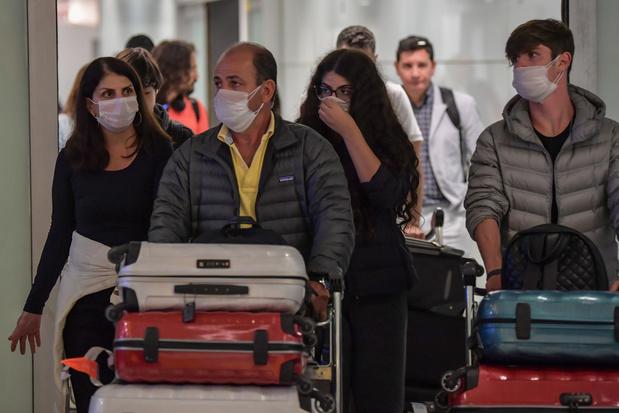 Les voyages non essentiels dans le nord de l'Italie déconseillés