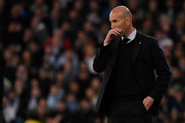 L'invincible Zidane a-t-il perdu la main?
