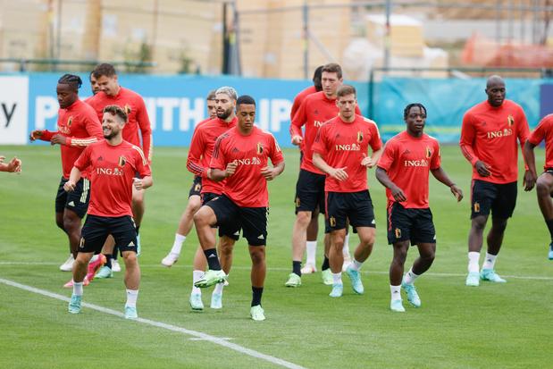 L'Espagne et la Suède rapprochent la Belgique d'un huitième contre le 3e du groupe F
