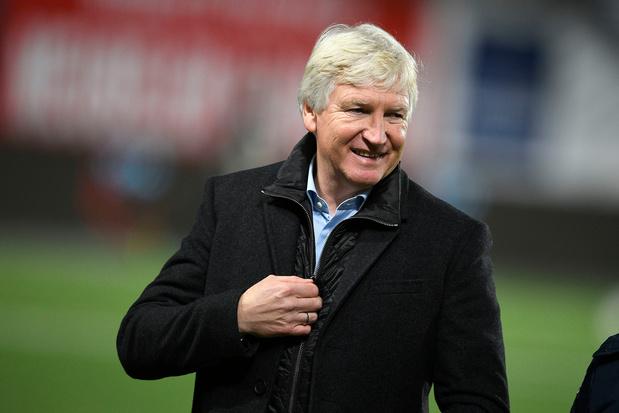 Marc Brys nieuwe coach van OH Leuven