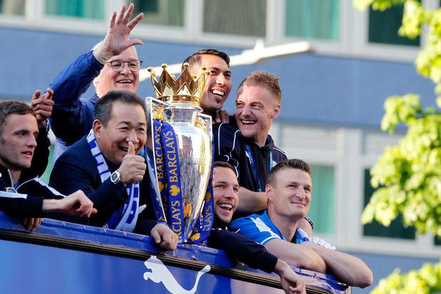 Leicester City kampioen in 2015/16: waar zitten de spelers nu?
