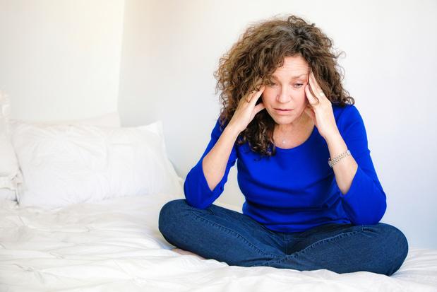 Meerdere factoren verergeren het risico op depressie bij de menopauze