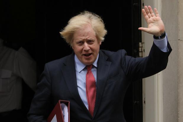 """Boris Johnson détaille son """"New Deal"""" pour l'économie britannique"""