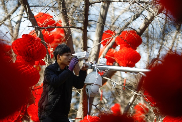 VS zet ook Chinese producenten van bewakingscamera's en gezichtsherkenningssoftware op zwarte lijst
