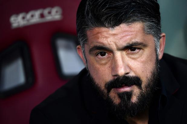 Gattuso nouvel entraîneur de Mertens à Naples