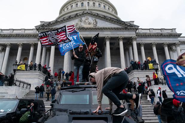 Impeachmentproces: Democratische aanklagers ronden pleidooien af, vrijdag verdediging aan de beurt
