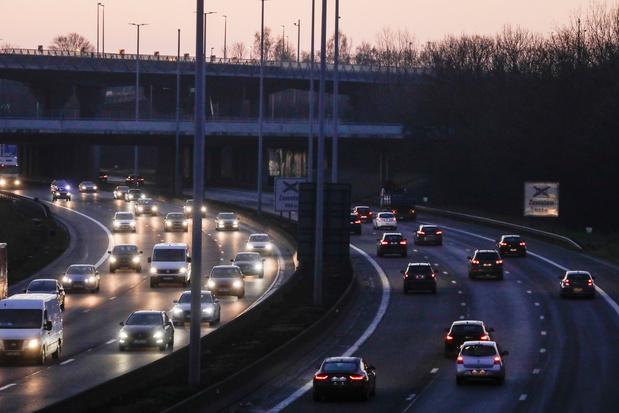 Les Belges ont parcouru 60% de kilomètres en moins en avril