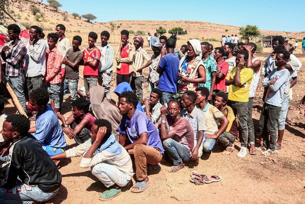"""Une """"crise humanitaire à grande échelle"""" se développe à la frontière entre l'Ethiopie et le Soudan"""