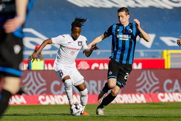 Waarom Hans Vanaken dit voorjaar minder opvalt bij Club Brugge