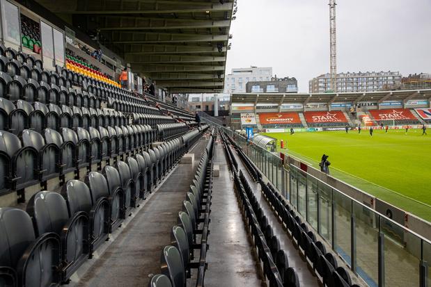 Deloitte: 'Belgische voetbalclubs verloren tot 120 miljoen euro inkomsten door corona'