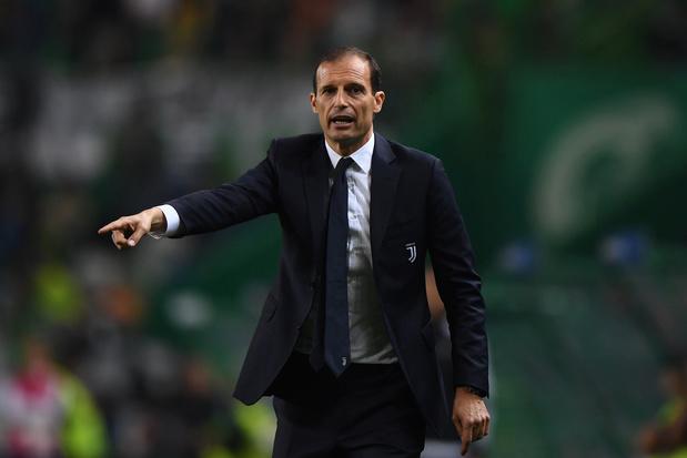 Quiz van de dag: Juventus onder Massimiliano Allegri