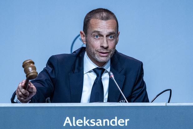 UEFA stelt nieuwe Champions League voor én herhaalt dreigement aan Super League