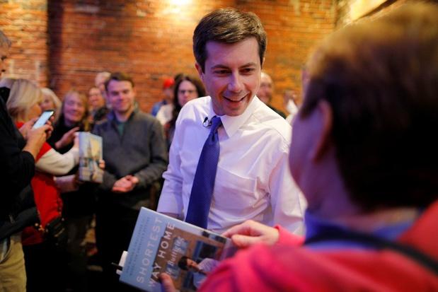 Amerikaanse verkiezingen: Buttigieg klimt naar 2e plaats in peilingen, Warren verliest aan populariteit