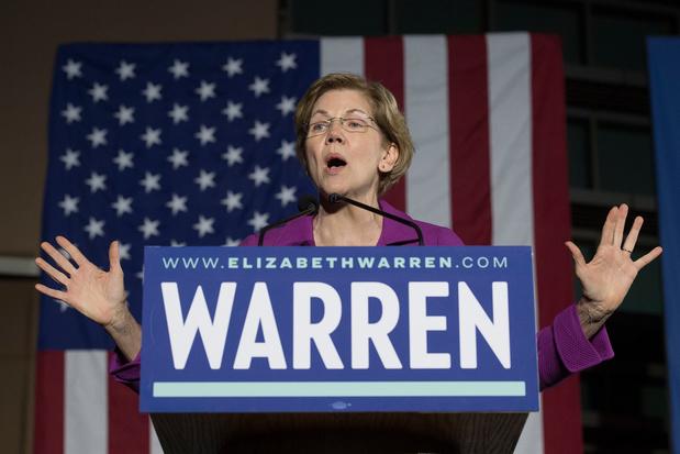 Elizabeth Warren stapt uit de strijd om Democratische nominatie