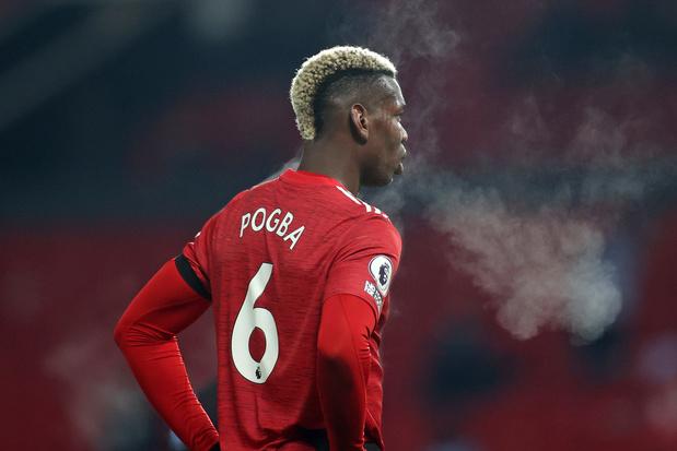 Manchester United : le problème Pogba
