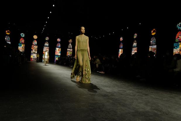 Verslag van een modeweek in mineur: 'Lege stoelen zijn, zeker nu, geen goed signaal'