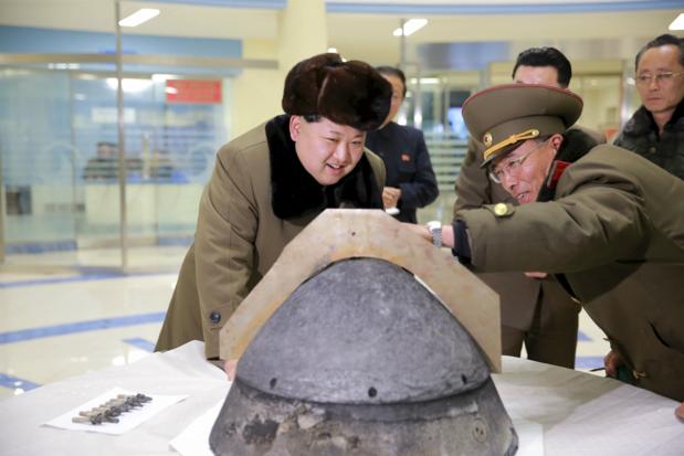 Wereldwijde kernwapenarsenaal zakt naar 13.400 kernkoppen