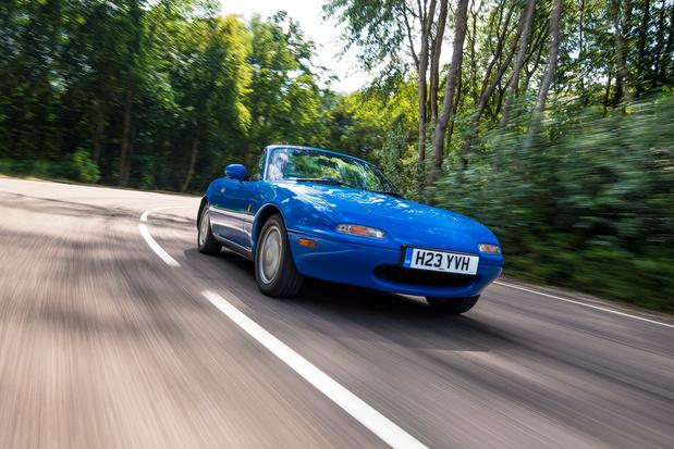 Mazda reproduit des pièces pour la Mazda MX-5 de première génération.