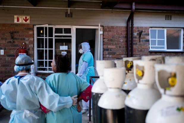 Covid: rebond de l'épidémie en Afrique, plus de 6 millions de cas recensés