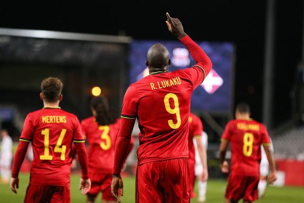 Final Four Nations League: België tegen Frankrijk in halve finale