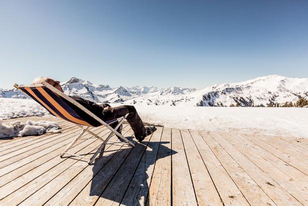 Oostenrijkse skigebieden mogen weer open