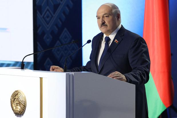 'Aanslag op Wit-Russische leider Loekasjenko verijdeld'