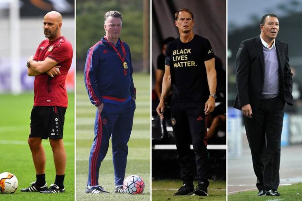 Wie wordt de nieuwe bondscoach van Oranje?