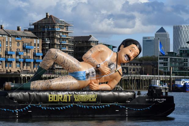 Borat, Tatayet et la chute de la société occidentale