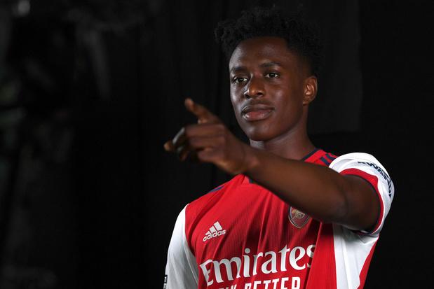 Sambi Lokonga bij Arsenal: een jaar testen, dan starten?