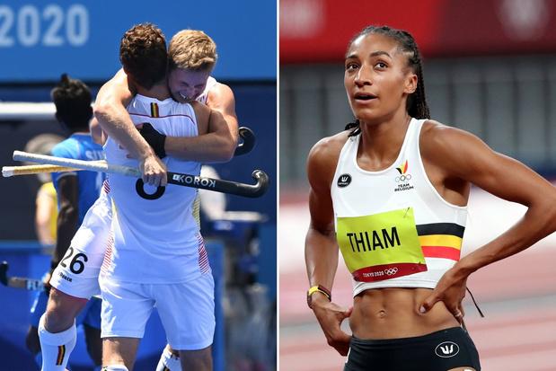 Alles over dag 13 van de Spelen: waarom goud voor de Red Lions en Thiam geen garantie is