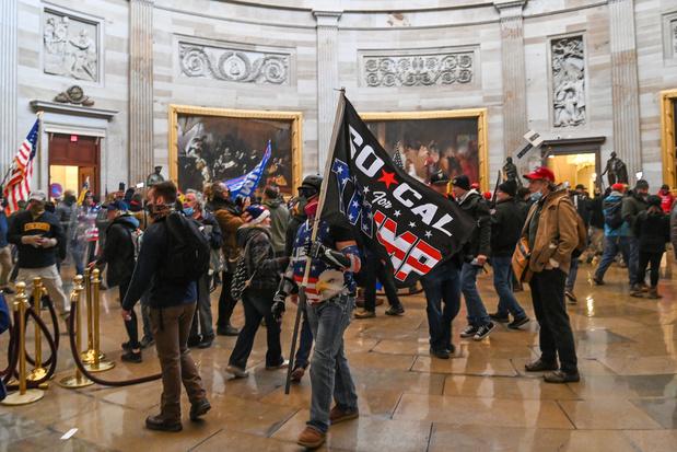 Violents incidents à Washington, le Capitole envahi par des manifestants partisans de Trump