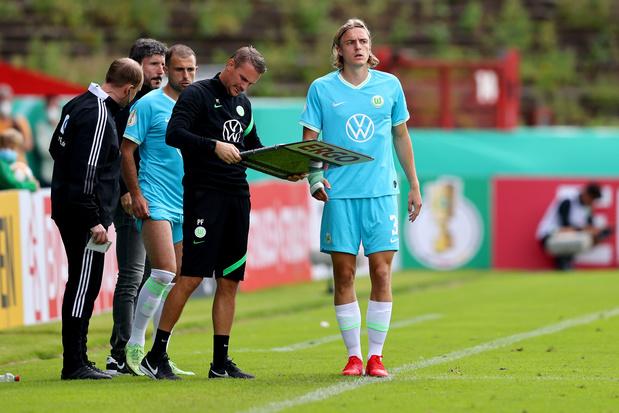 Wolfsburg reageert op wisselfout: 'Extreem vervelend maar niet terug te draaien'