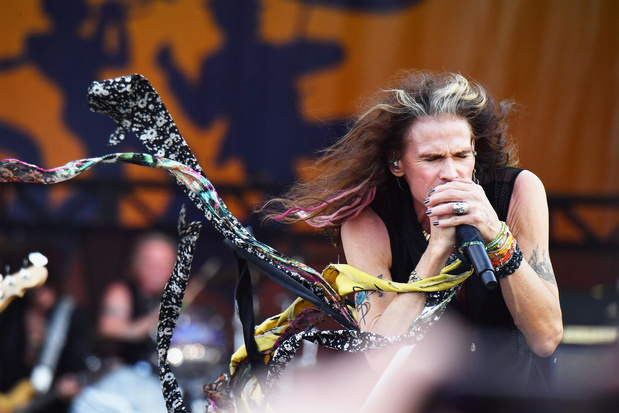 Aerosmith sluit volgend jaar Graspop af