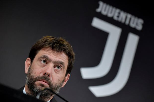 Juventusvoorzitter Agnelli: 'Super League niet bedoeld als coup, maar als alarmkreet'