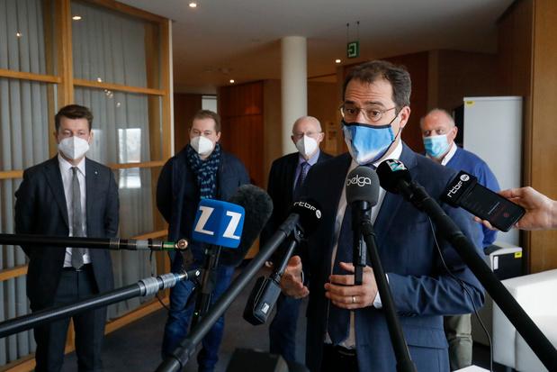 """David Clarinval annonce un """"Plan fédéral Horeca 2021"""""""
