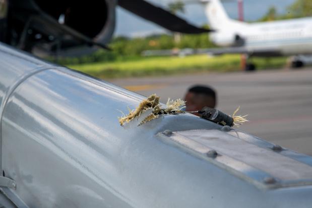 650.000 euro voor gouden tip over beschieting van helikopter Colombiaanse president