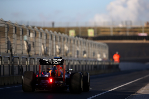 F1 GP van Nederland gaat pas volgend jaar door