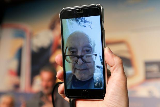 À 90 ans, Jean-Luc Godard envisage sa retraite