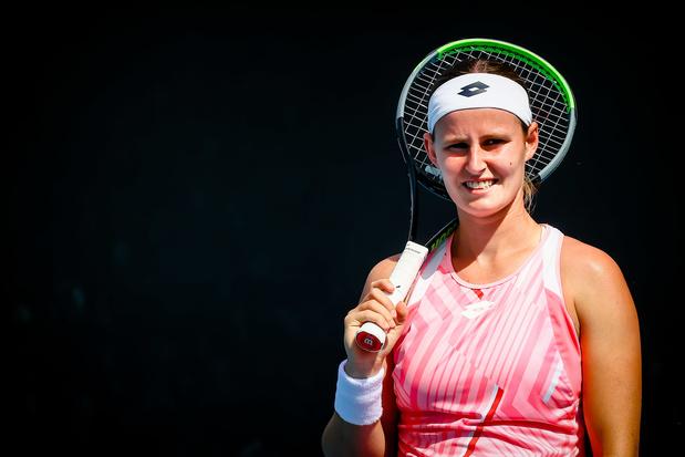 WTA Lyon: Greet Minnen se qualifie pour les quarts de finale