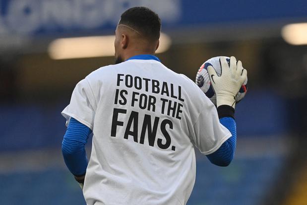La Super Ligue sans les clubs anglais... Et maintenant ?
