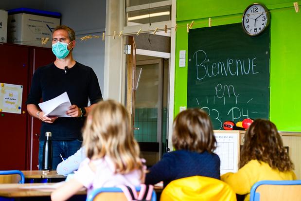 Le virus ne circule pas plus dans les écoles qu'ailleurs
