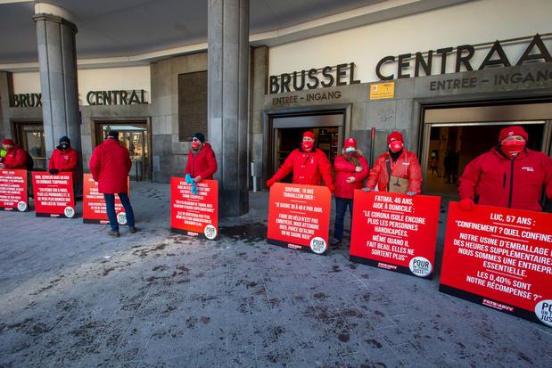 Vakbonden houden vandaag actiedag na mislukken loonoverleg