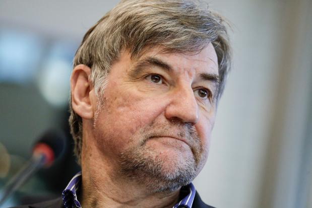Wilfried Vandaele devient le nouveau président du Parlement flamand