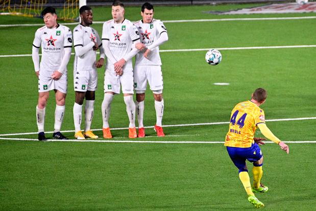 STVV wint degradatieduel van Cercle Brugge: 3-0